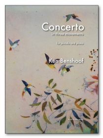 Benshoof, K :: Concerto in Three Movements