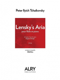 Tchaikovsky, PI :: Lensky's Aria (from the opera Eugene Onegin)
