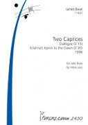 Beat, J :: Two Caprices