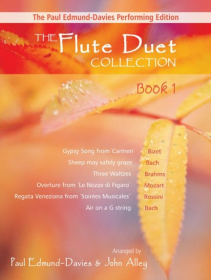 Various :: The Flute Duet Collection: Book 1