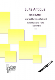Rutter, J :: Suite Antique