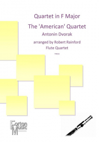 Dvorak, A :: Quartet in F Major: The 'American' Quartet