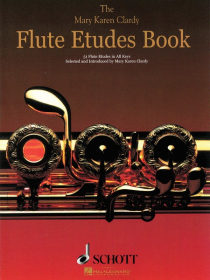 Various :: The Mary Karen Clardy Flute Etudes Book