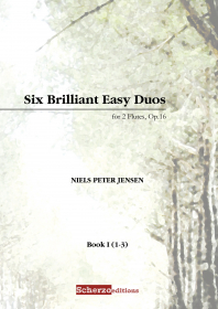 Jensen, NP :: Six Brilliant Easy Duos: Book I (1-3)