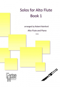 Various :: Solos for Alto Flute Book 1