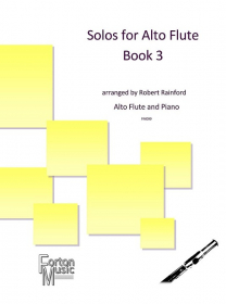 Various :: Solos for Alto Flute Book 3