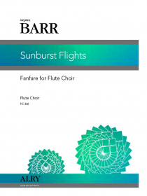 Barr, S :: Sunburst Flights