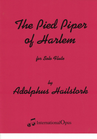 Hailstork, A :: The Pied Piper of Harlem