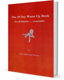 Edmund-Davies, P :: The 28 Day Warm Up Book