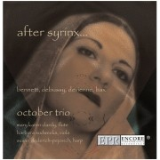 October Trio: After Syrinx