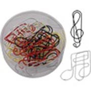 Paper Clips - G Clef and Notes
