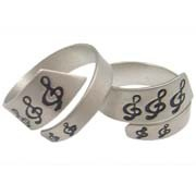 Band Ring - G Clef