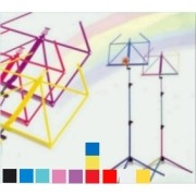 K&M Rainbow Series Music Stand