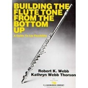 Webb, R; Webb Thorson, K :: Building the Flute Tone from the Bottom Up