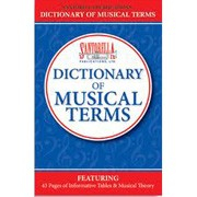 Dictionary of Musical Terms