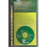 Irish Tin Whistle w/Book & CD - How to Play