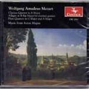 Wolfgang Amadeus Mozart - Music from Aston Magna