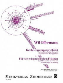 Offermans, W :: For the Contemporary Flutist