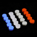 Silicone Plugs - Large Colors