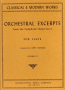 Various :: Orchestral Excerpts - Volume VI