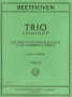 Beethoven, L :: Trio in D major, op. 87