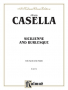 Casella, A :: Sicilenne and Burlesque