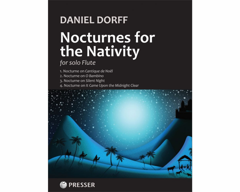 Dorff, D :: Nocturnes for the Nativity