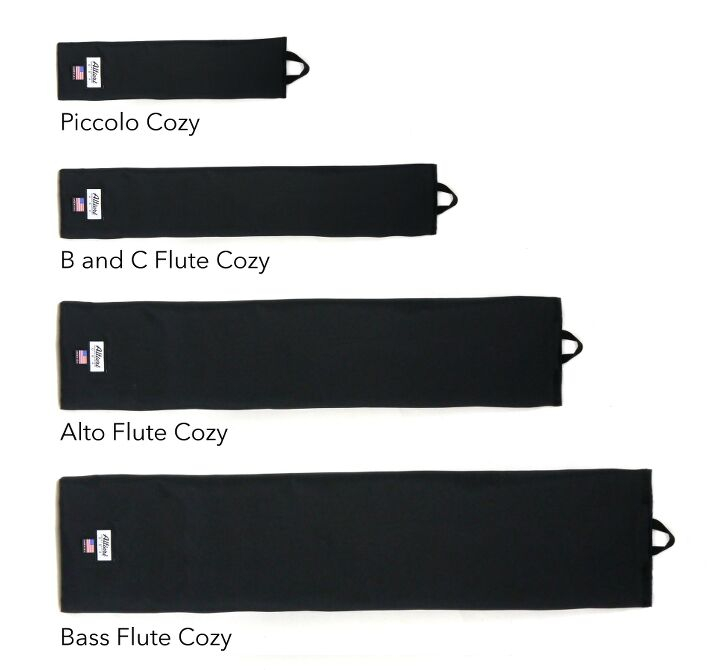 Instrument Cozy Size Options