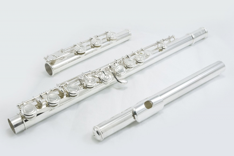 Altus Flute D'Amore in the key of Bb - 1009SBEO-B