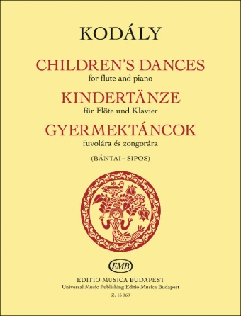Kodaly, Z :: Children's Dances