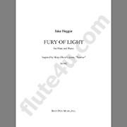 Heggie, J :: Fury Of Light