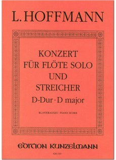 Hofmann, L :: Konzert D-Dur [Concerto in D major]