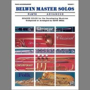 Various :: Belwin Master Solos - Advanced