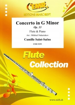 Saint-Saens, C :: Concert in G Minor, Op. 33