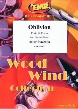 Piazzolla, A :: Oblivion