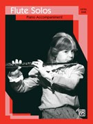 Various :: Flute Solos Level One Piano Accompaniment