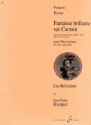 Borne, F :: Fantaisie Brillante sur Carmen [Brilliant Fantasy on Carmen]