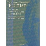 Bach, JS :: The Well-Tempered Flutist: 101 Pieces for Solo Flute