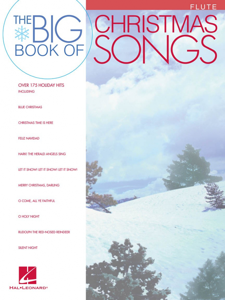 Various :: The Big Book of Christmas Songs for Flute