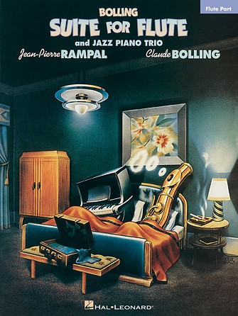 Bolling, C :: Suite for Flute and Jazz Piano Trio
