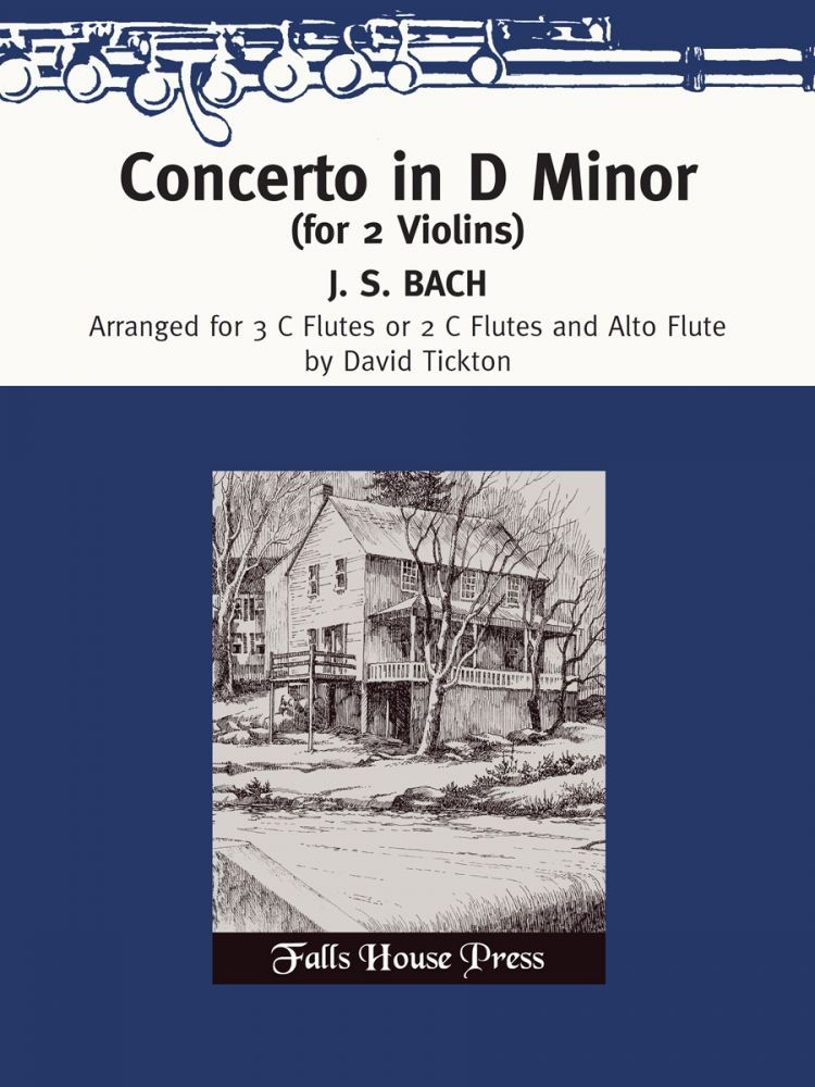 Bach, JS :: Concerto in D minor