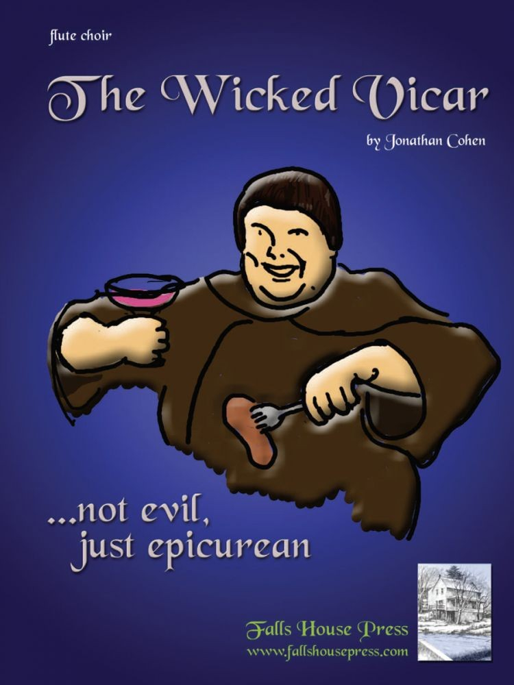 Cohen, J :: The Wicked Vicar