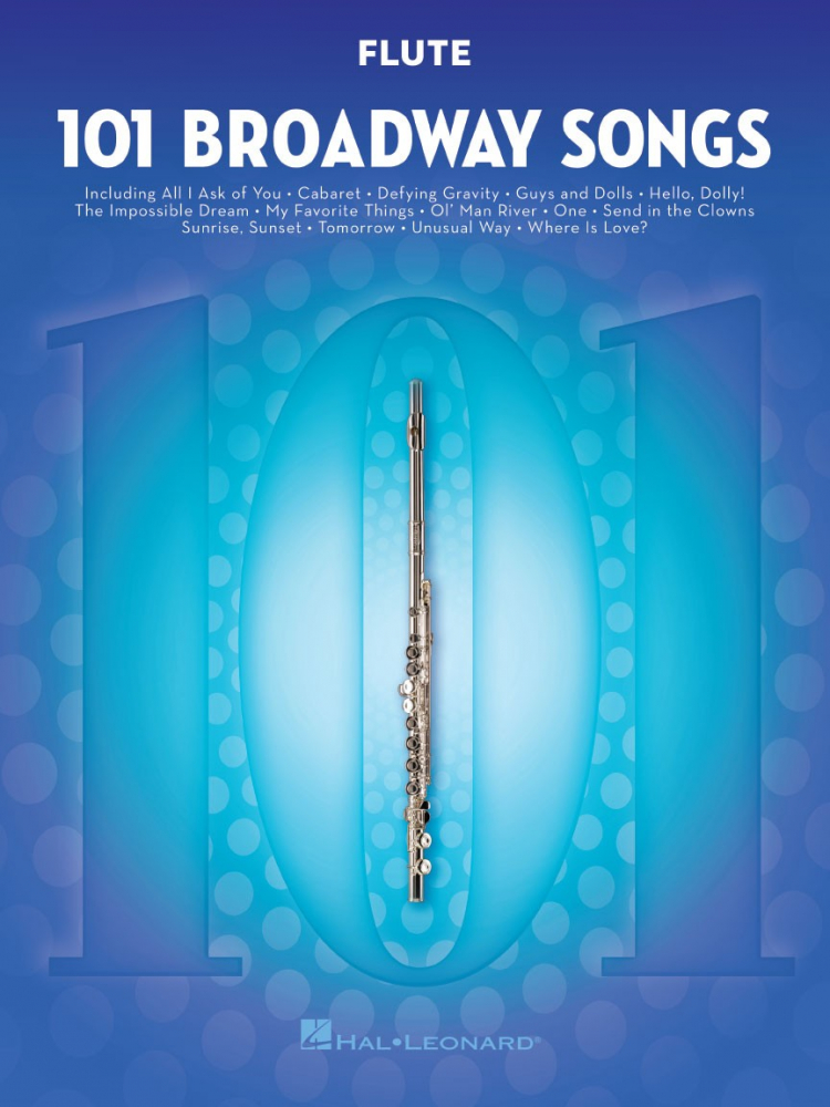 Various :: 101 Broadway Songs