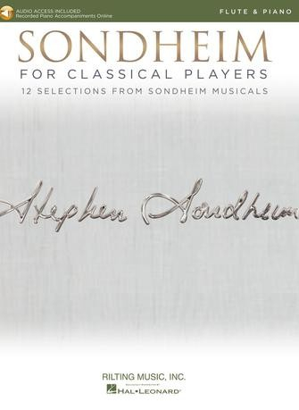 Sondheim, S :: Sondheim for Classical Players