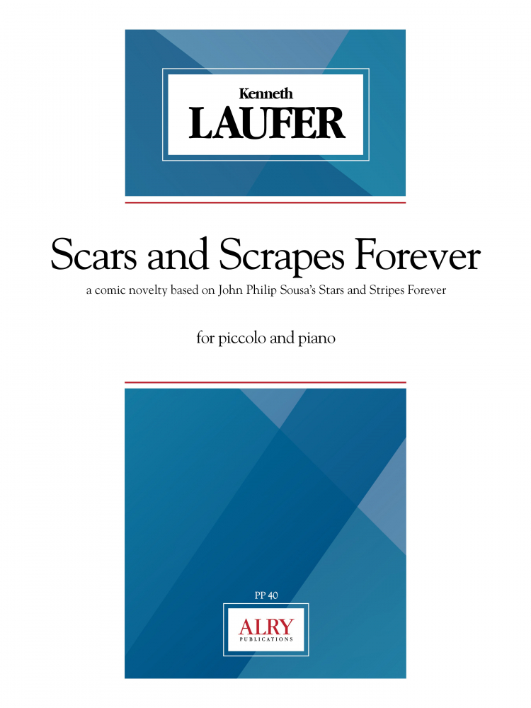 Laufer, K :: Scars and Scrapes Forever