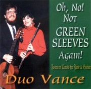 Oh, No! Not Greensleeves Again!