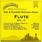 Solo & Ensemble Ref. CD Vol 4